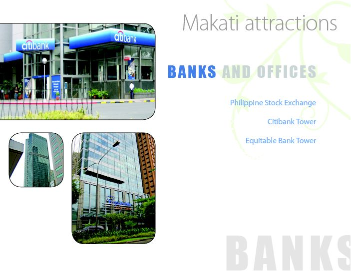 Preferred Exchange Tower. The Philippine Stock Exchange